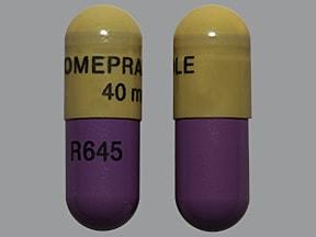 omeprazole 40 mg capsule,delayed release