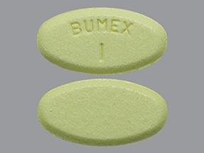 bumetanide 1 mg tablet