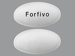 Forfivo XL 450 mg tablet,extended release