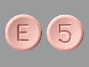 Opana ER 5 mg tablet, crush resistant, extended release