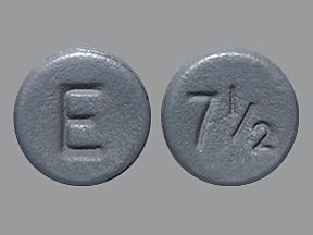 Opana ER 7.5 mg tablet, crush resistant, extended release