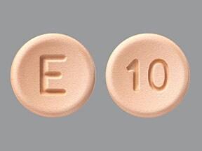 Opana ER 10 mg tablet, crush resistant, extended release