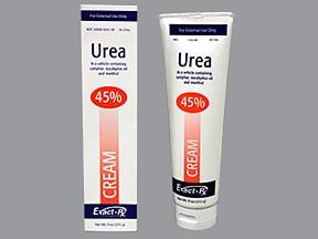 urea 45 % topical cream