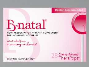 B-Natal TheraPops 25 mg