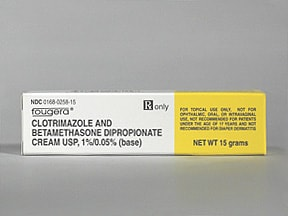 Clotrimazole And Betamethasone Dipropionate Cream Ringworm