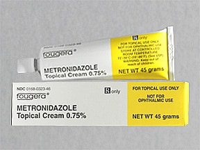 What Does Metronidazole Cream Treat