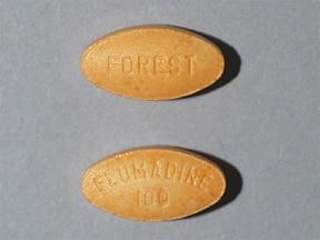 Flumadine 100 mg tablet
