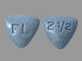 Bystolic 2.5 mg tablet