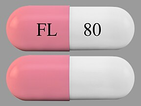 Fetzima 80 mg capsule,extended release