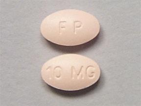 Celexa 10 mg tablet