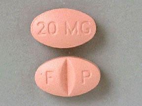 Celexa 20 mg tablet