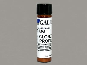 clobetasol propionate (bulk) powder