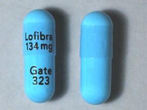 Lofibra 134 mg capsule
