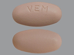 Zelboraf 240 mg tablet