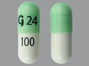 zonisamide 100 mg capsule