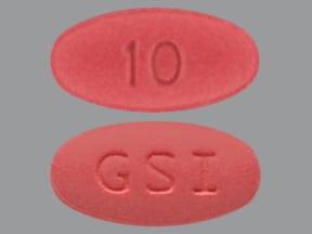 Letairis 10 mg tablet