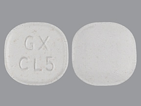 Lamictal 25 mg chewable dispersible tablet