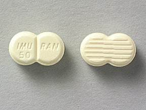 Imuran 50 mg tablet