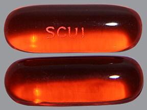 Stool Softener 250 mg capsule