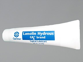 lanolin anhydrous topical ointment