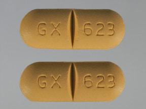 Ziagen 300 mg tablet
