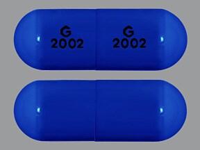 ziprasidone 40 mg capsule