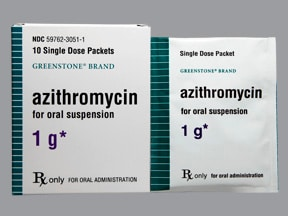 Greenstone azithromycin inactive ingredients in hydrocodone