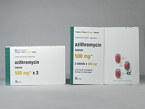 What is austell azithromycin used for