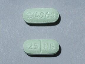 sertraline 25 mg tablet