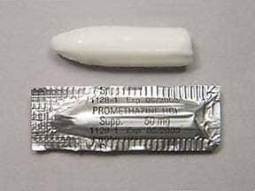 Promethegan 50 mg rectal suppository