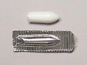 Acephen 325 mg rectal suppository