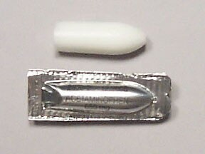Acephen 650 mg rectal suppository