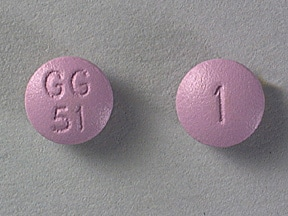 trifluoperazine 1 mg tablet