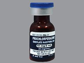 prochlorperazine Edisylate 10 mg/2 mL (5 mg/mL) injection solution