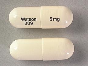 loxapine succinate 5 mg capsule