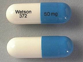 loxapine succinate 50 mg capsule