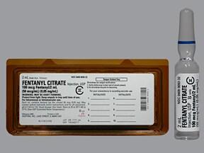 fentanyl (PF) 50 mcg/mL injection solution