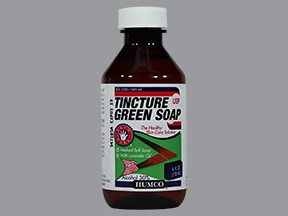 green soap topical tincture