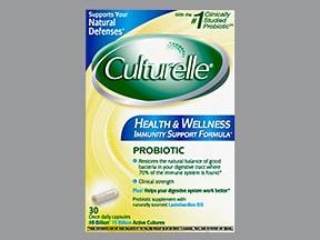 Culturelle 15 billion cell sprinkle capsule