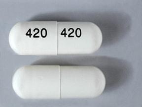 diltiazem ER 420 mg capsule,extended release