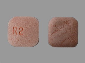 Risperdal M-TAB 2 mg disintegrating tablet