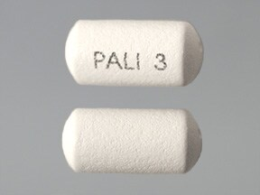 Invega 3 mg tablet,extended release