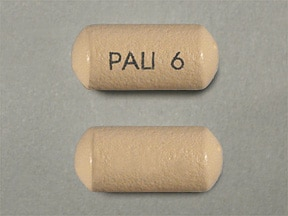 Invega 6 mg tablet,extended release