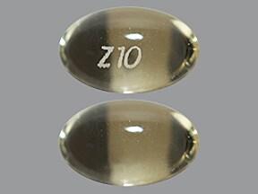 Zyrtec 10 mg capsule