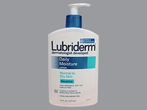 Lubriderm Sensitive Skin lotion