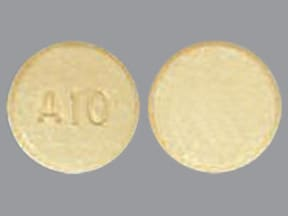 FazaClo 200 mg disintegrating tablet