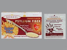 Konsyl Sugar-Free (aspartame) 3.5 gram oral powder packet
