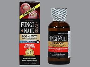 Fungi-Nail 25 % topical solution