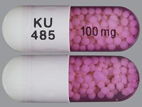 verapamil ER (PM) 100 mg capsule 24hr pellet CT,ext.release