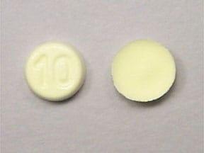 Zyprexa Zydis 10 mg disintegrating tablet